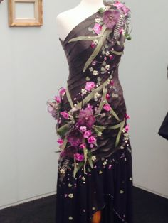 Flower dress, Grand Pavillion.