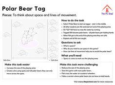 Polar Bear Tag PE Game