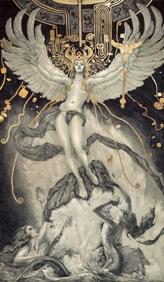 Ascent of Man and the Destruction of Magic by Rebecca Yanovskaya