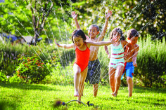 Summertime Fun with the Kids