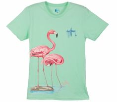 Two Flamingos T-Shirt