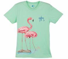 Two Flamingos T-Shirt