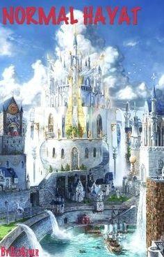 Normal hayat nasıl bir şeydir? Kocaman bir krallığın prensesine göre… #fantastik # Fantastik # amreading # books # wattpad