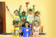 Adventures in History Summer Camp Week 1 Orange County Regional History Center Orlando, FL #Kids #Events