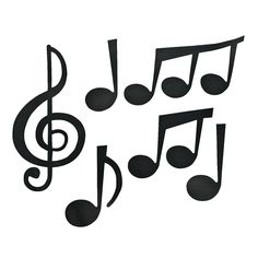 music decor Turn up the volume with musical dcor! These Music Note Cutouts are a jazzy accent you can add to your next recital, karaoke party, Mardi Gras party or other musical event. Music Centerpieces, Music Party Decorations, Music Decor, Party Themes, Party Ideas, Banquet Centerpieces, Table Decorations, Recital, Motown Party
