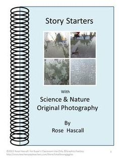 Worksheets Science Starters Worksheet pinterest the worlds catalog of ideas 20 story starter writing worksheets with original science nature photography