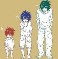 So cute! L Lawliet… _Death Note