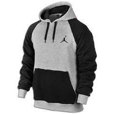 Jordan Flight Minded Hoodie - Men's - Basketball - Clothing - Obsidian/Photo Blue