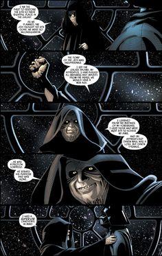 Darth Sidious breaks it down