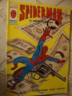 VERTICE MARVEL MUNDI COMIC SPIDERMAN SPIDER-MAN VOL.3 Nº 48 - RQ MUY BUEN ESTADO