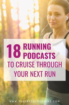 Podcasts about running to occupy you while out on a run | 18 running podcasts | running music   #runningpodcast #running Running Routine, Running Plan, How To Start Running, Running Workouts, Running Tips, Running Playlists, Running Track, Running Podcast, Running Music
