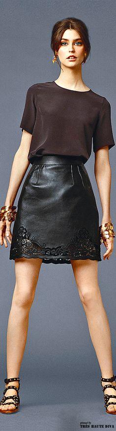 Dolce & Gabbana Spring/Summer 2014 Beautifuls.com Members VIP Fashion Club…