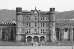 The Administration Building at the former WV Penitentiary.