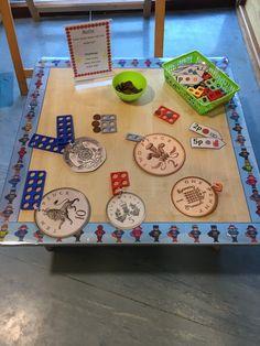 Money Challenge - All About Maths Eyfs, Eyfs Classroom, Literacy And Numeracy, Preschool Math, Kindergarten Math, Early Years Maths, Early Years Classroom, Money Activities, Eyfs Activities