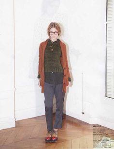 Classic specs and Autumn inspiration in @JalouseBlog Jalouse magazine FRANCE