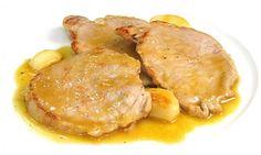 Sencilla receta Thermomix de filetes de Lomo en Salsa, una receta muy sabrosa que te costará muy poco tiempo hacerla. RecetaThermomix.net Sauce Recipes, Wine Recipes, Baked Lobster Tails, Easy Ground Beef Stroganoff, Cooking For Beginners, Stroganoff Recipe, Roast Chicken Recipes, Alfredo Recipe, Dumpling Recipe