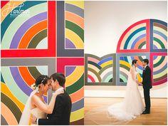 North Carolina Museum of Art Wedding Gallery Portraits indoors 0155
