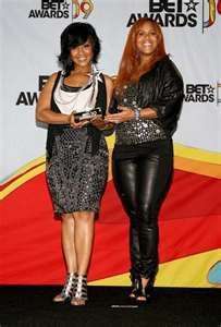Gospel Recording artists - Mary Mary (Erica and Tina Campbell)- www.ilovemarymary.com