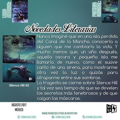 Si El Amor Es Un Canto De Sirena (Silence Hill #2) de Esther Sanz