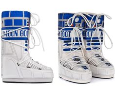 God Save the Queen and all: MOON BOOT - STAR WARS Fall/Winter 2015-16 #moonboot #starwars #apresski #boots