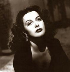 Hedy Lamarr  #Hollywood  #actress