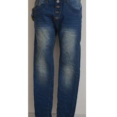 Jeans femme style baggy