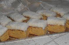 Brazil Coca-Colás kókuszos sütemény