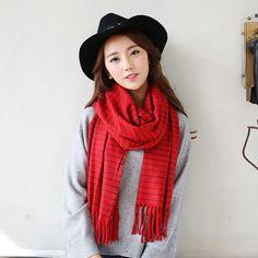 http://www.buyhathats.com/winter-stripe-scarf-tassel-design-womens-scarf.html