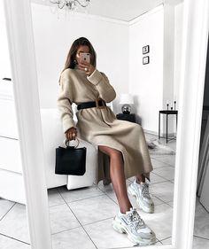 Fashion picks & trends for fall winter 2019 - 2020 Sexy Winter Outfits, Fall Outfits, Looks Street Style, Looks Style, Mode Boho, Winter Stil, Estilo Fashion, Mode Style, Fashion Killa