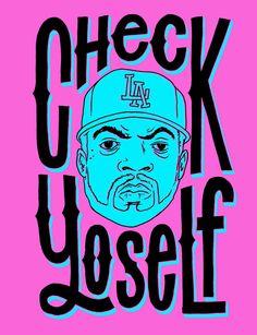 Check Yo Self - Ice Cube - Hip Hop ya don't stop