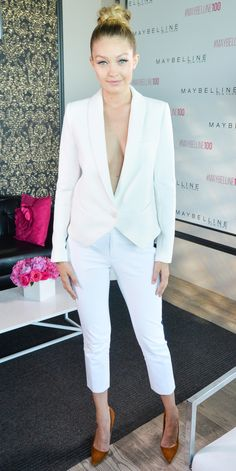 Maybelline New York 100th Anniversary Party With Spokesmodel Gigi Hadid In Toronto