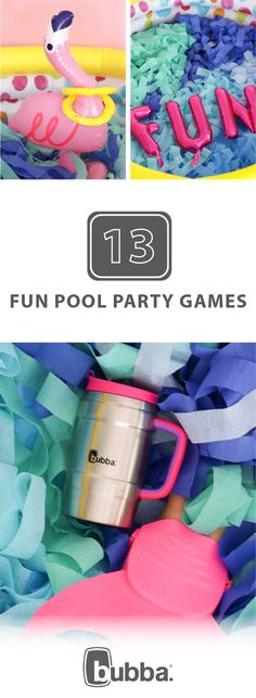 Keep the party going all summer long—and your drinks cold for up to 24 hours—with bubba® stainless steel kegs and this guide to 13 Fun Pool Party Games. From serving ice-cold drinks to maximizing your fun in the sun we think you may have just found your new favorite party essential. Perfect for outdoor celebrations and get-togethers. Head to Walmart to get your bubba® and everything you need to keep the fun going this summer.