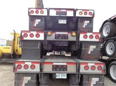 Tractor Trucks, heavy trucks, trailers, parts for trucks & trailers and heavy equipment for sale from truckers and dealers. Heavy Equipment For Sale, Heavy Truck, Trailers For Sale, Tractors, Villa, Deck, Trucks, Front Porches, Truck