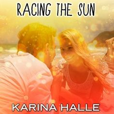 Narrated by Erin Bennett  Ever since I discovered Karina Halle's Artists trilogy in the spring of 2014, I've been a devoted fan. Although I'm most drawn to her dark romances, her traditional New Adult titles never disappoint. Racing the Sun, book 2 in Ms. Halle's Where Sea Meets