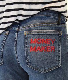 Shake your MONEY MAKER
