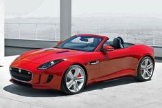 Jaguar-F-Type - one of the 'freshest' cars of 2013
