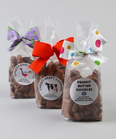 Take a look at this Emma Doodles Dog Treat Set by Emma Doodles on #zulily today!