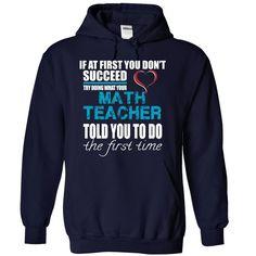 MATH TEACHER T-Shirts, Hoodies. SHOPPING NOW ==► Funny Tee Shirts