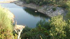 Barragem dos Pisões - nivel da albufeira Setembro 2016