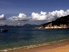 a stunning bay in vietnam