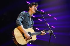 Shawn Mendes Gets Warm Reception at Hometown Arena Show in Toronto