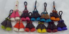 Mini horse hair tassels Knot-a-Tail.com  The tassel is from http://knot-a-tail.com/catalog/16  #horsehair tassels