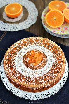 Chiarapassion: Pan d'arancio