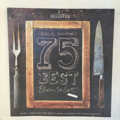 75 Best Places to Eat OC Register restaurant critic Brad A. Johnson collected a list of restaurants where he most frequently finds himself wanting to eat in Maro Wood Grill made the list year in a row! Wood Grill, Best Places To Eat, Critic, Orange County, Restaurants, Oc, Restaurant