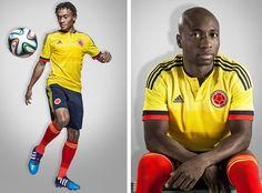 Colombia Copa America 2015 Home jersey