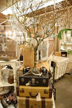 (A través de CASA REINAL) >>>>  Maison Douce: Monticello Christmas Show