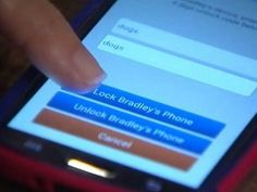 App invented by mother to lock the sons phone!