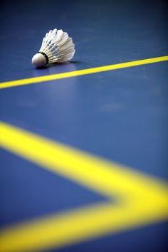Badminton-new found interest. :)