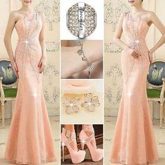Newest Maxi Parties Dresses with Jewelry combination Girls Maxi Dresses, Formal Dresses, Formal Wear, 2015 Wedding Dresses, Teen Girl Outfits, Dream Dress, Evening Gowns, Designer Dresses, Party Dress