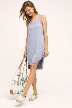 Sliced Tunic Dress - anthropologie.com